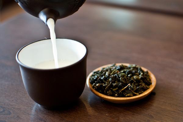 Удивительные свойства чая улун.