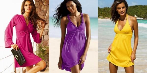 Модные летние тренды.
