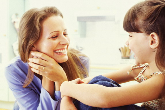 Вложите в поздравления дочери частичку ощущения счастья