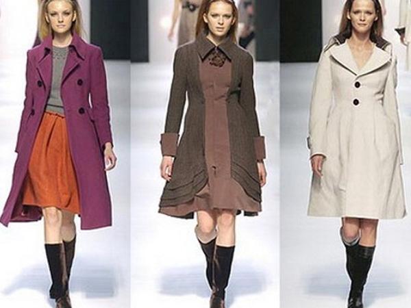 Выбираем фасон осеннего пальто