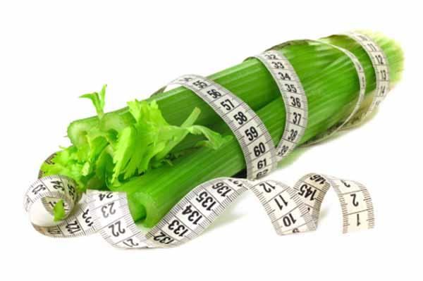 Cок сельдерея — быстрое похудение