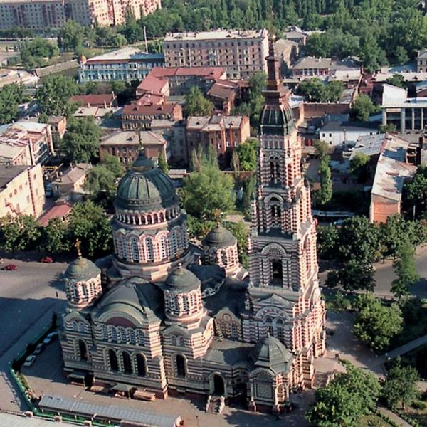 Чудеса Харькова