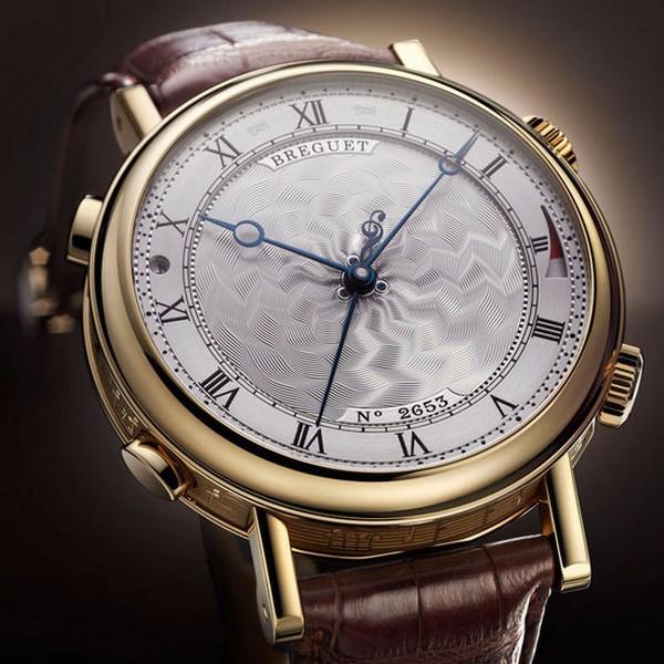 Часы с гравировкой – эксклюзивная вещь